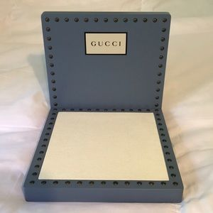 Authentic Gucci Glasses Display